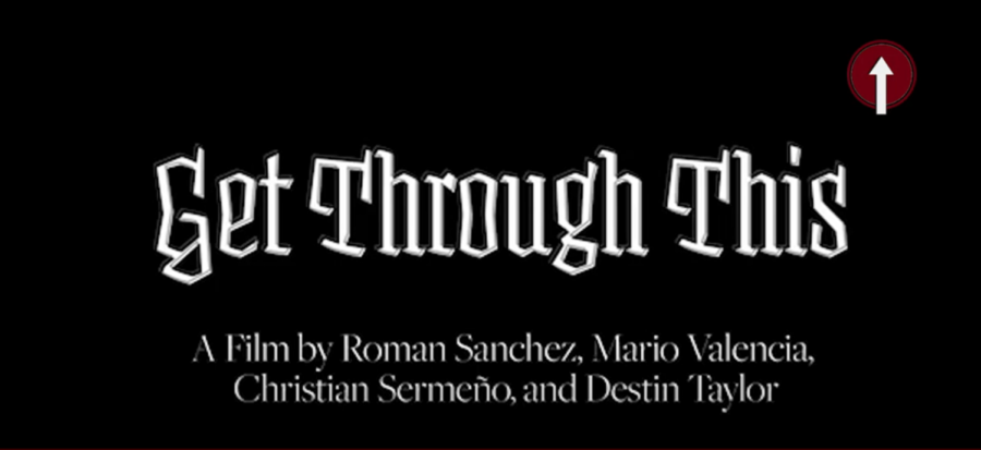 Get Through This, a film completed in 48-hours by students in the Creative Media Institute at NMSU, was showcased at the Las Cruces International Film Festival.