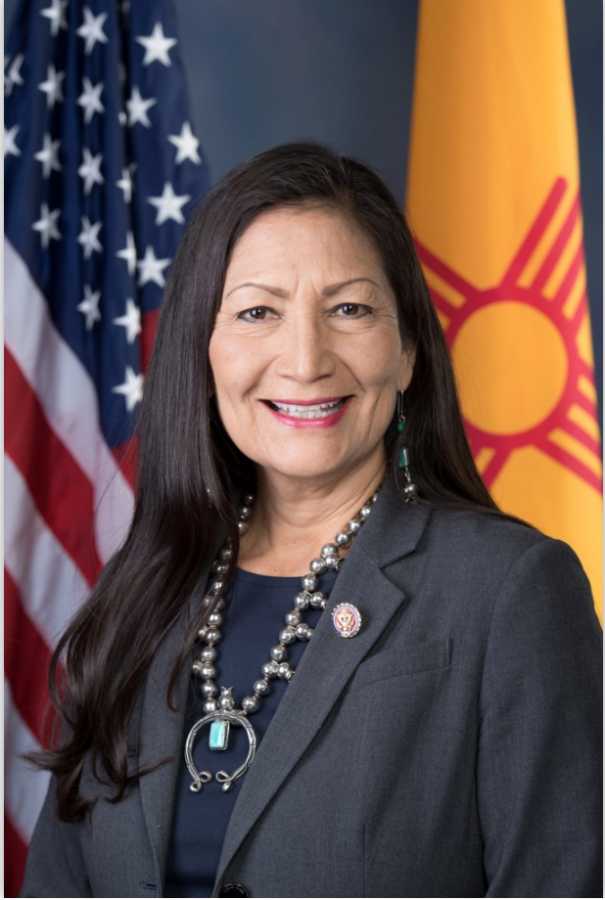 New Mexico Representative Deb Haaland (D-N.M.) has been nominated to be the Secretary of the Interior and is the first Native American to be nominated for this position.