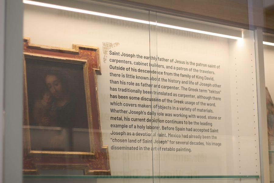 St. Joseph Exhibit