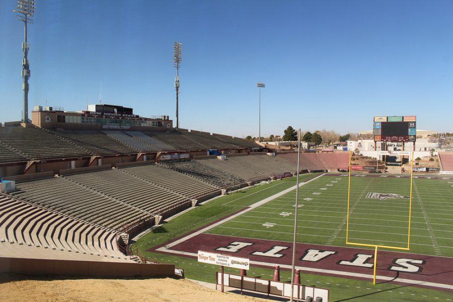 Aggie Football Stadium
