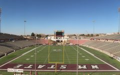 NMSU's football stadium will host the Spring 2021 commencement.