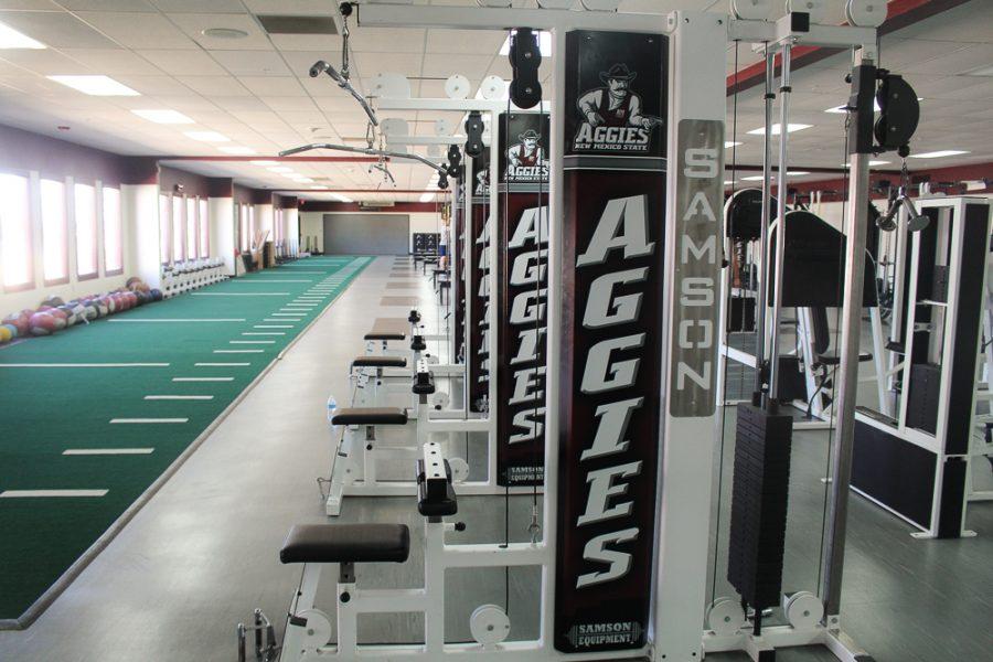 Aggie weight center