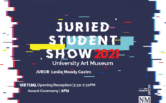The 2021 Juried Art Show will showcase artwork from NMSU students of all majors.