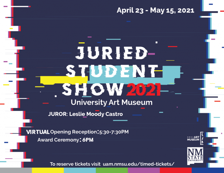 The+2021+Juried+Art+Show+will+showcase+artwork+from+NMSU+students+of+all+majors.
