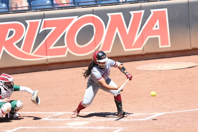The Aggies put together some strong showings, but cant snatch a win against Arizona or Team Mexico over the weekend. (Photo courtesy of NMSU Athletics)