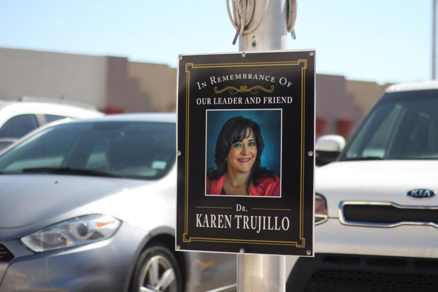 Karen Trujillo Memorial