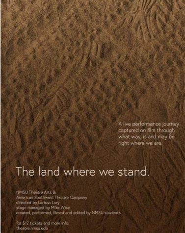 "NMSU Theater Department to release ""The Land Where We Stand"" virtually"