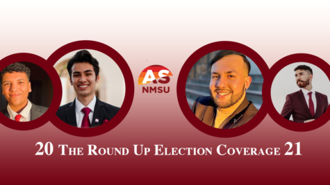 ASNMSU Presidential, Vice Presidential Candidates.