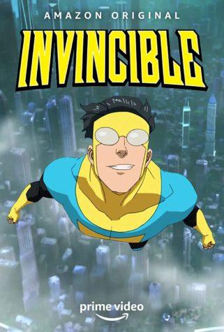 Invincible season one poster image