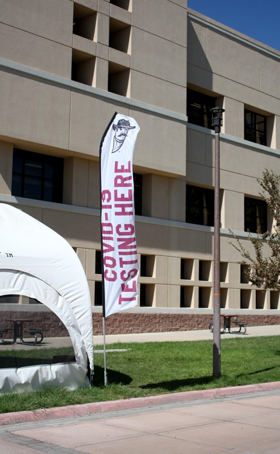 NMSU+holds+Pete%27s+Tax+Sweepstakes+to+encourage+students+to+get+the+vaccine.