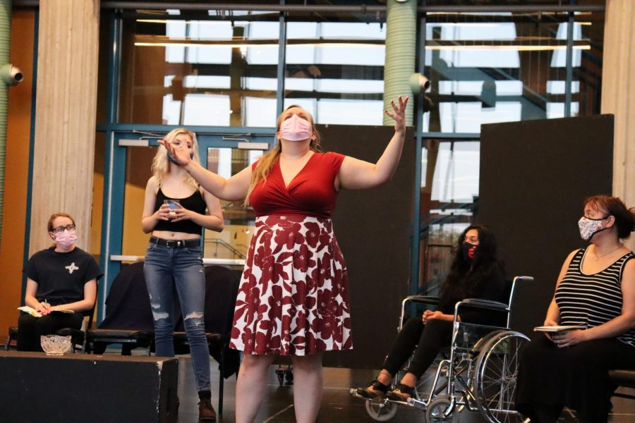 Fefu and Her Friends marks the return of in-person plays at NMSU