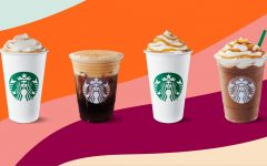 Fall is here.  Courtesy of Starbucks Coffee Company