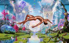 Courtesy Photo.  Album artwork for the album Montero by Lil Nas X.