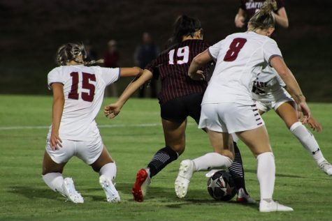 NM State victorious against Seattle University with a score of 2-1