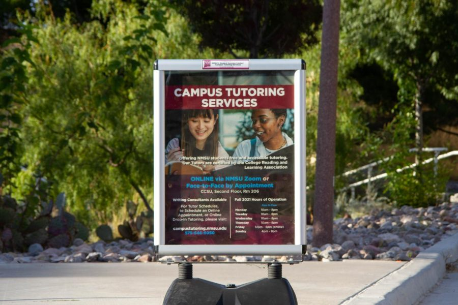 NMSU's TRIO support program offers academic resources to students