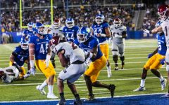 Great strides and career highs leave Aggies just shy of win in San Jose State matchup